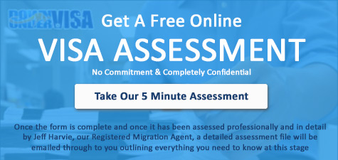 Down Under Visa Free 5 Minute Online Assessment