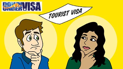 The Tourist visa that lets your Filipino lady visit you and stay with you for a while in Australia